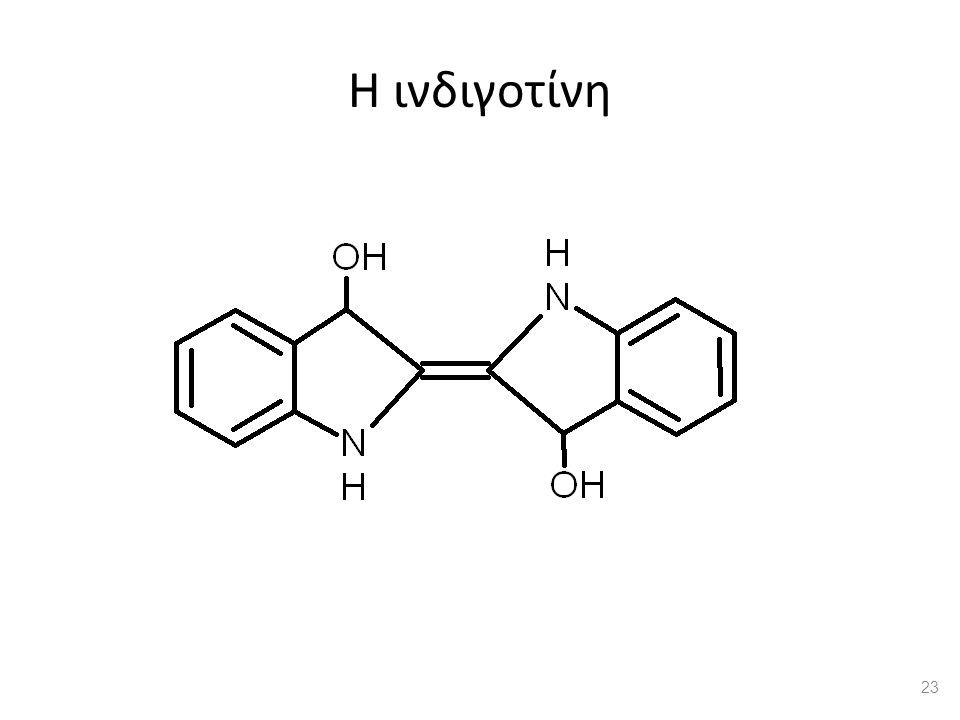 Η ινδιγοτίνη 23