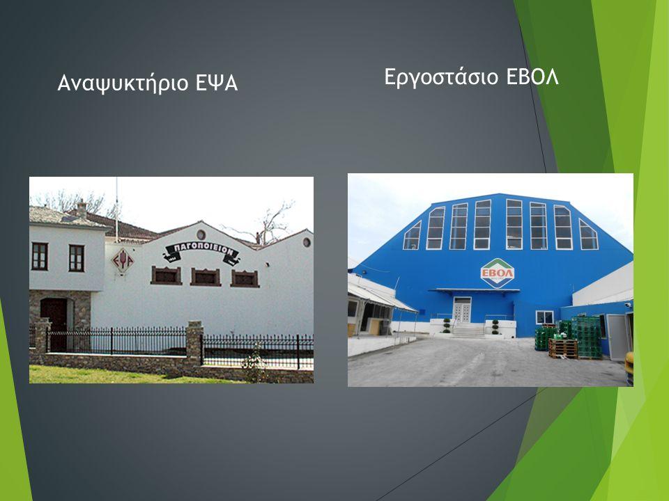Αναψυκτήριο ΕΨΑ Εργοστάσιο ΕΒΟΛ