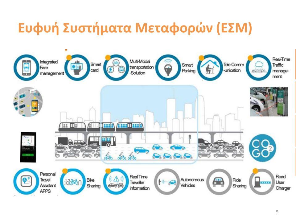 Ευφυή Συστήματα Μεταφορών (ΕΣΜ) 5