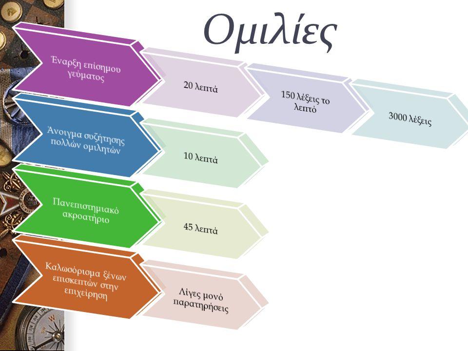 Βήματα για Συνέντευξη Τύπου Πρόβλεψη Ερωτήσεων και προετοιμασία πιθανών απαντήσεων του εκπροσώπου.