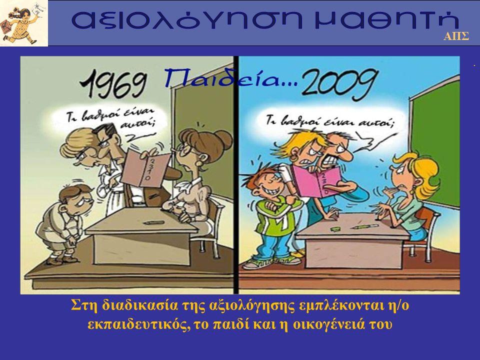 . ΑΞΙΟΛΟΓΗΣΗ = ΒΑΘΜΟΛΟΓΙΑ = ΕΞΕΤΑΣΕΙΣ+ ΒΑΘΜΟΥΣ + ΤΙΤΛΟΥΣ ΣΠΟΥΔΩΝ
