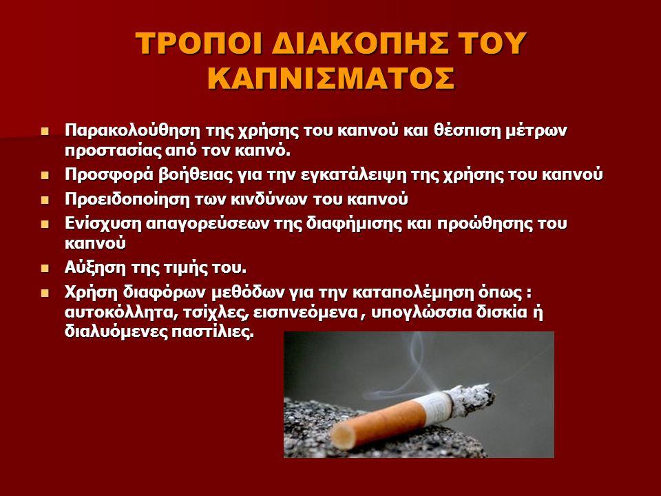 Ο τριτογενής καπνός είναι αυτό που μυρίζουμε όταν ένας καπνιστής μπει σε έναν μικρό κλειστό χώρο, ακόμα και όταν έχει σβήσει το τσιγάρο του ή όταν μπα
