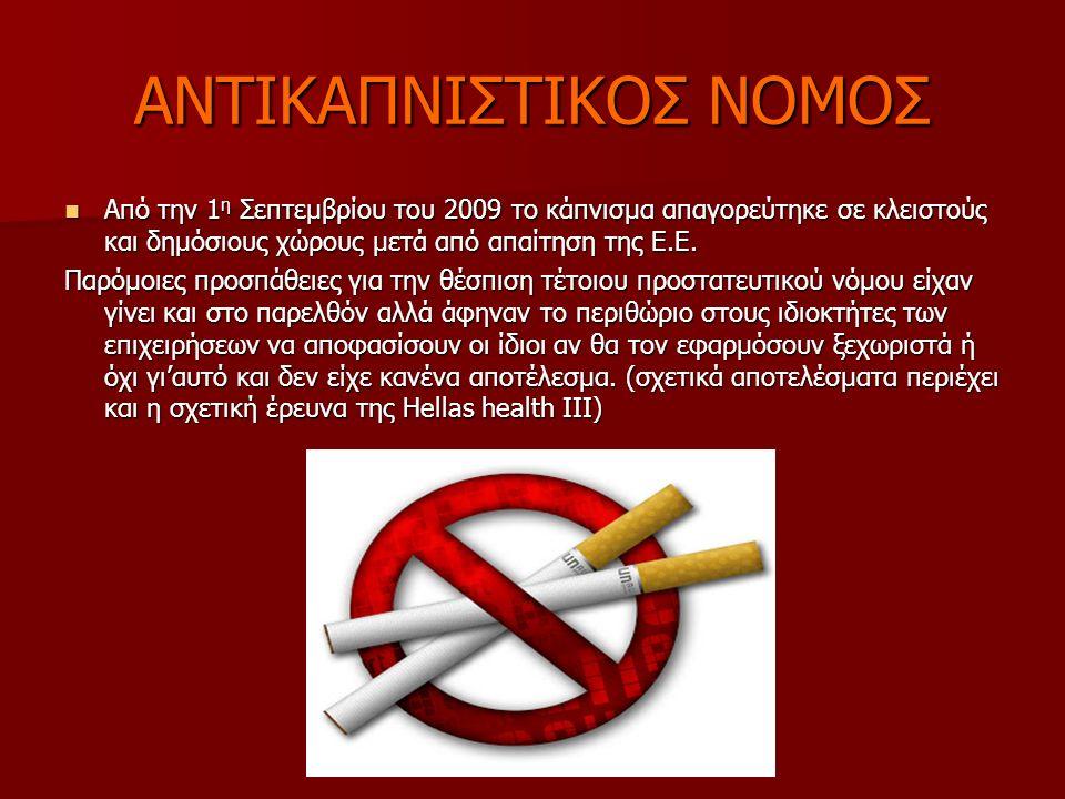 ΤΑ «ΘΕΤΙΚΑ» ΤΟΥ ΤΣΙΓΑΡΟΥ Δίνει δουλειά στους καπνοπαραγωγούς Δίνει δουλειά στους καπνοπαραγωγούς Δίνει δουλειά σε καπνεμπόρους Δίνει δουλειά σε καπνεμ