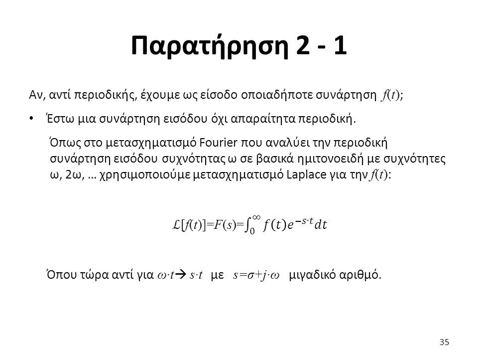 Παρατήρηση 2 - 1 35