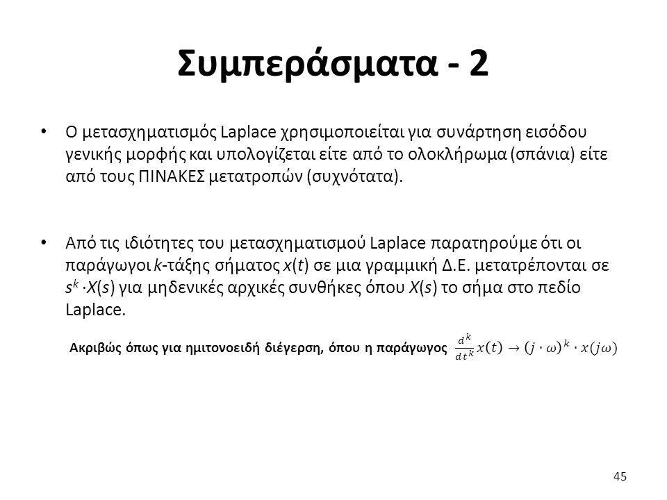 Συμπεράσματα - 2 45