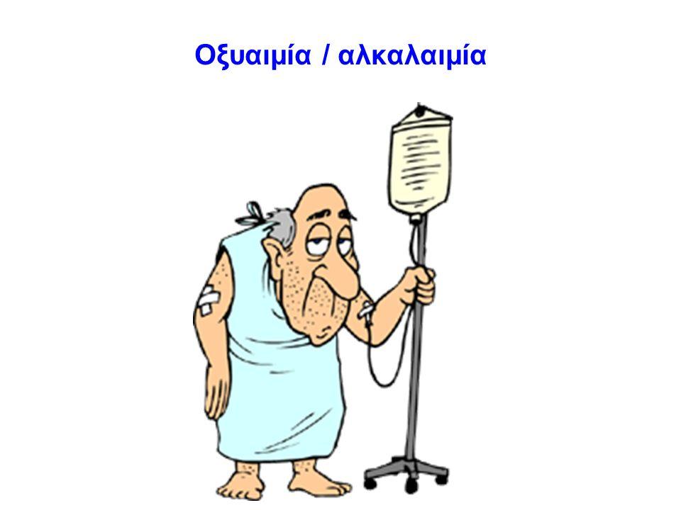 Οξυαιμία / αλκαλαιμία