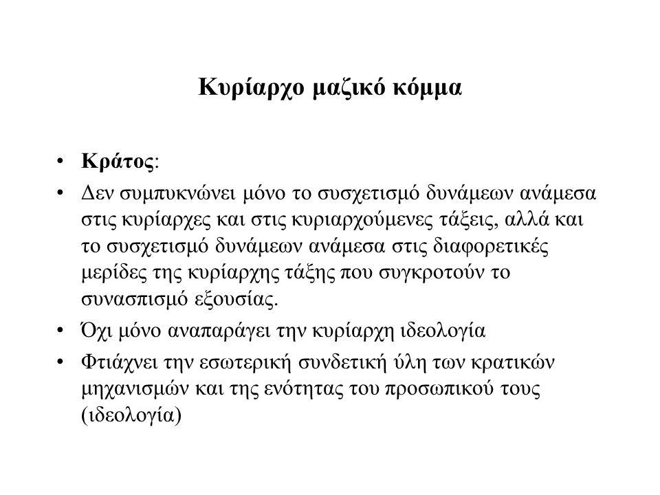 Ηγεμονία Α.