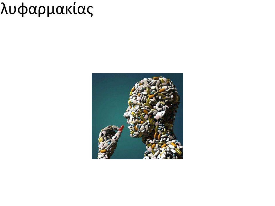 Αφίσα πολυφαρμακίας