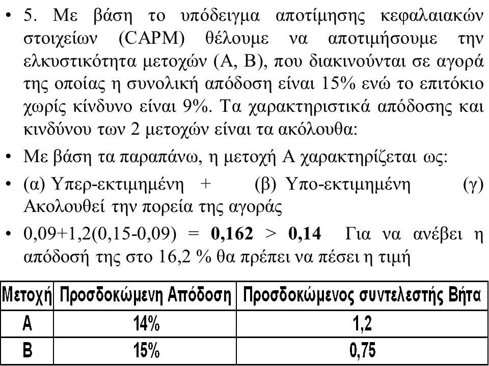 Ο τύπος υπολογισμού του IRR είναι: Όπου Κ 1, Κ 2, …Κ t οι εισροές της επένδυσης, C το αντίστοιχο κόστος και i η άγνωστη μεταβλητή που ισοδυναμεί με το IRR.