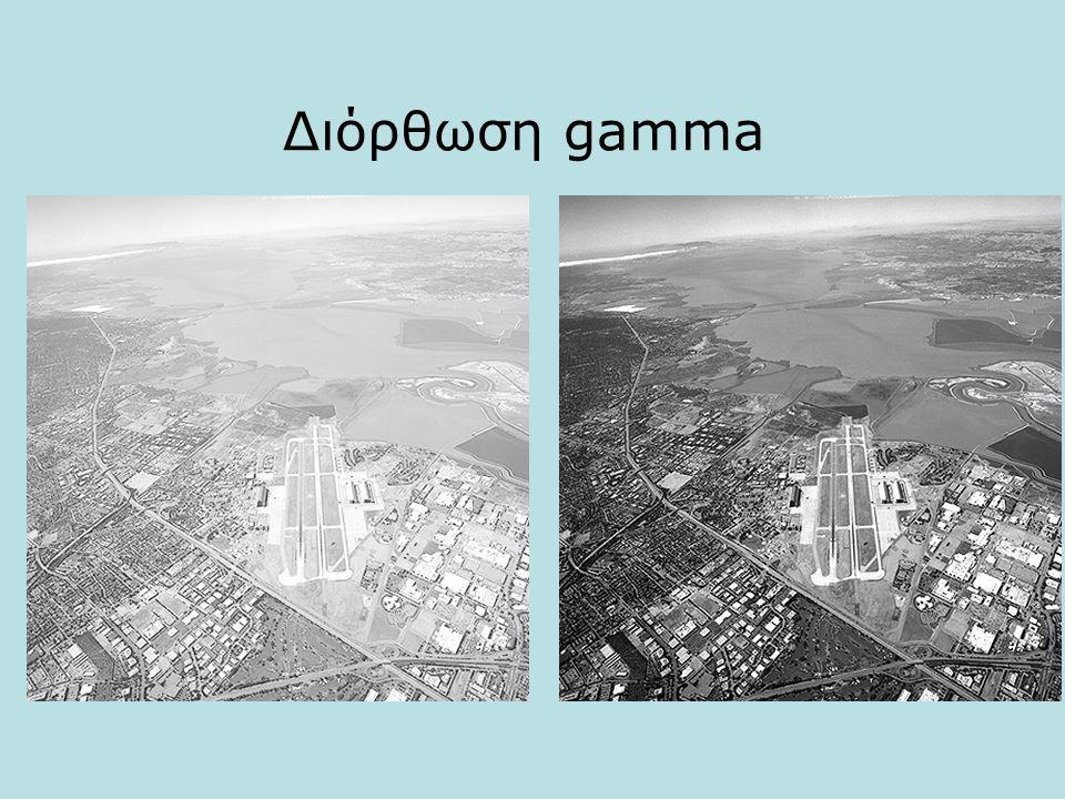Διόρθωση gamma