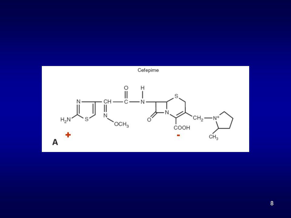 9 Πρώτη Γενεά Παρεντερικές Κεφαλοθίνη Κεφαζολίνη Κεφαπιρίνη Κεφραδίνη Από του στόματος Κεφαλεξίνη Κεφαδροξίλη