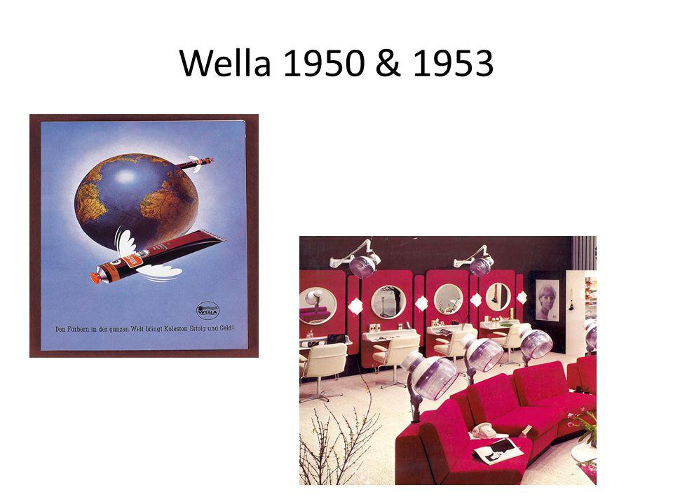 Wella 1950 & 1953