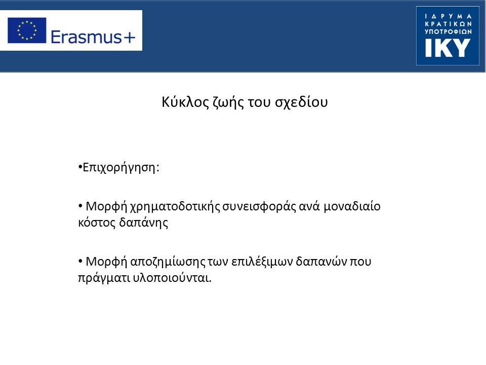 Διαχείριση σχεδίου Πλατφόρμα Διάδοσης Αποτελεσμάτων:  Εταίρος: Παραχώρηση απαραίτητων πληροφορίες στον Συντονιστή  Συντονιστής: Καταχώρηση Παραδοτέα του Σχεδίου στην Πλατφόρμα Διάδοσης Αποτελεσμάτων του Προγράμματος http://ec.europa.eu/programmes/erasmus-plus/projects/http://ec.europa.eu/programmes/erasmus-plus/projects/.