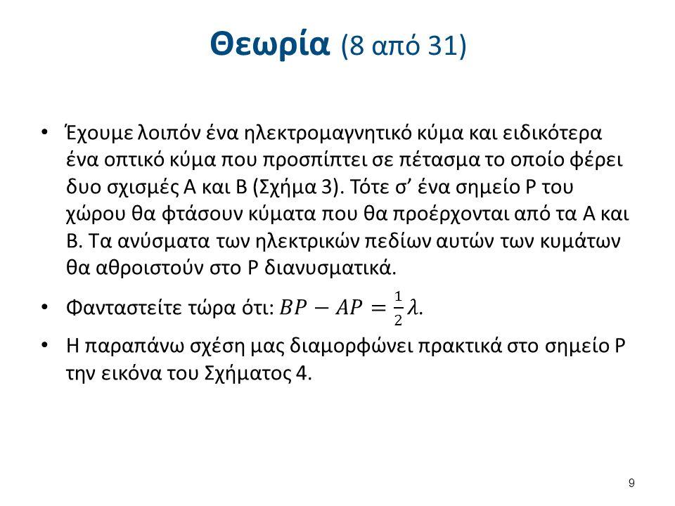 Θεωρία (8 από 31) 9