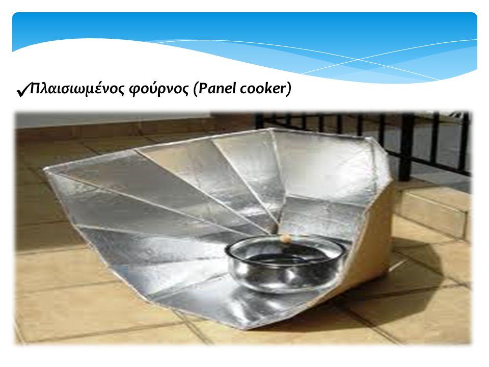 Πλαισιωμένος φούρνος (Panel cooker)