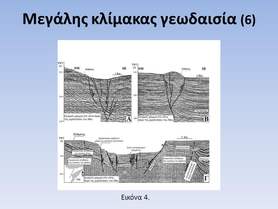 Μεγάλης κλίμακας γεωδαισία (6) Εικόνα 4.