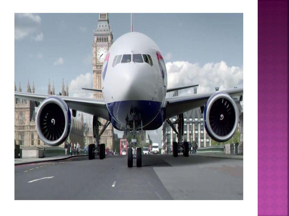 Η διαφημιστική εταιρεία BBH και ο σκηνοθέτης Michael Geoghagan κατάφεραν, με τη σωστή χρήση των ειδικών εφέ, να δημιουργήσουν μια πειστικότατη εικόνα ενός Boeing 777 μήκους 65 μέτρων που περιφέρεται στα προάστια του Λονδίνου.