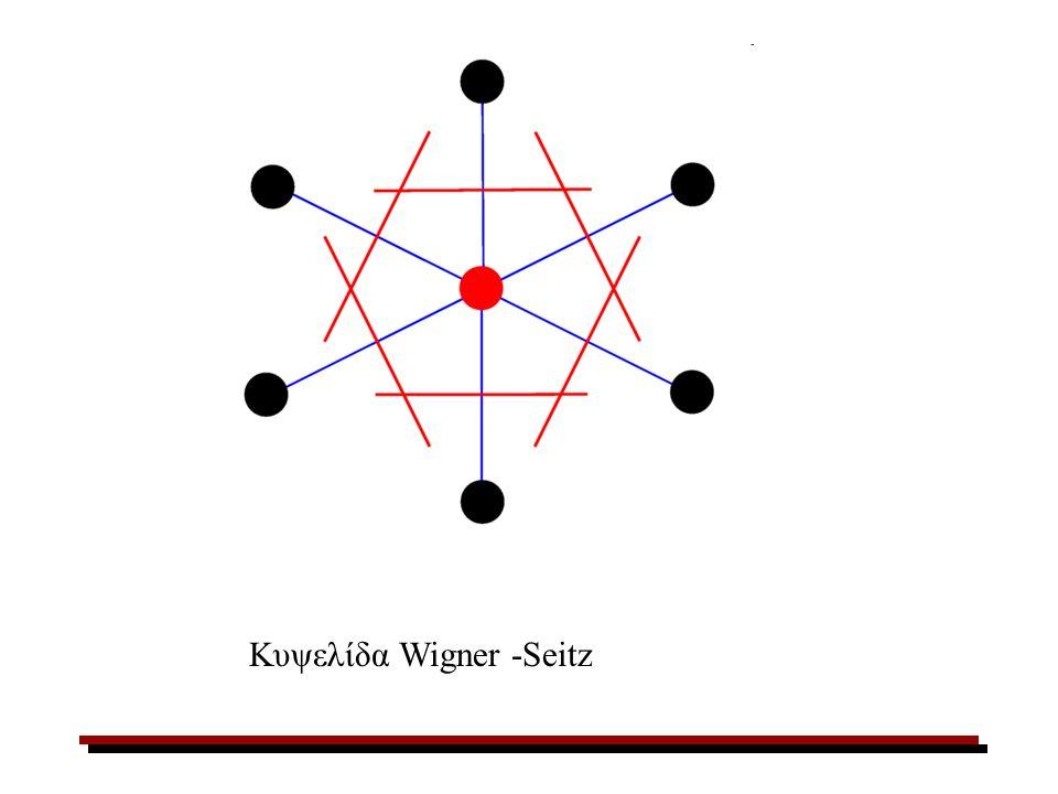 Κυψελίδα Wigner -Seitz