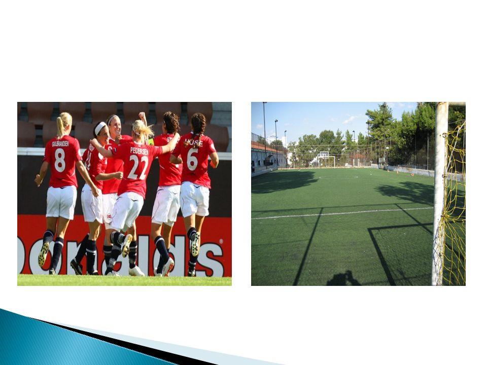  4 τμήματα των 5 κοριτσιών (20 άτομα), ηλικίας 12-14 ετών  Αρχάριες στο άθλημα, αρχικό στάδιο μάθησης  Έχουν συμμετάσχει ξανά σε ομαδικά αθλήματα ( π.χ.