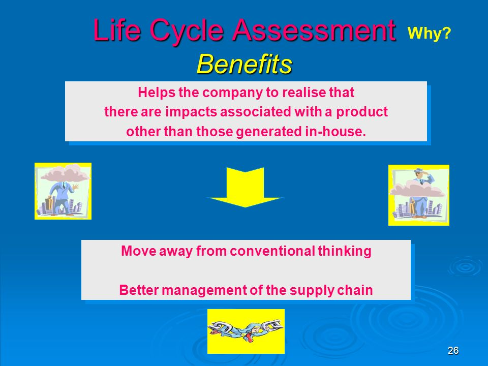 26 Life Cycle Assessment Benefits Why.