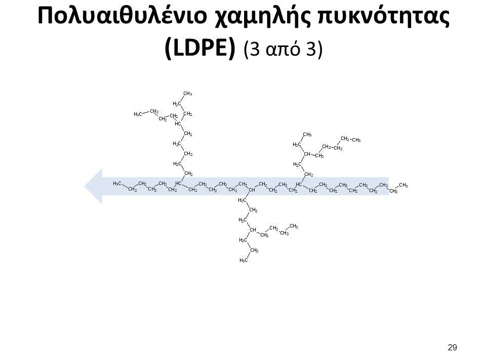 Πoλυαιθυλένιο χαμηλής πυκνότητας (LDPE) (3 από 3) 29