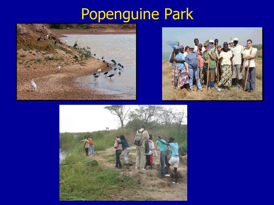 Popenguine Park