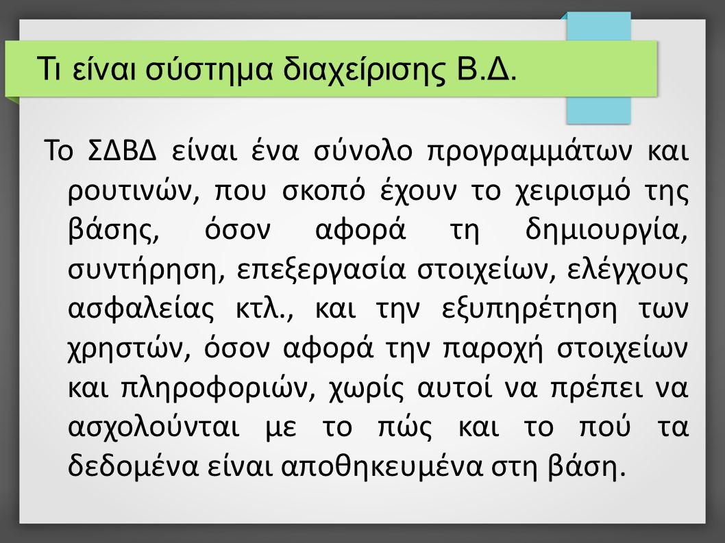 Σ.Δ.Β.Δ. = Μεσάζων Β.Δ. Σ.Δ.Β.Δ. Β.Δ.