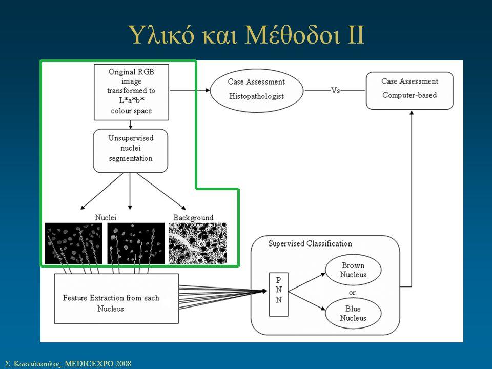 Υλικό και Μέθοδοι IΙ Σ. Κωστόπουλος, MEDICEXPO 2008