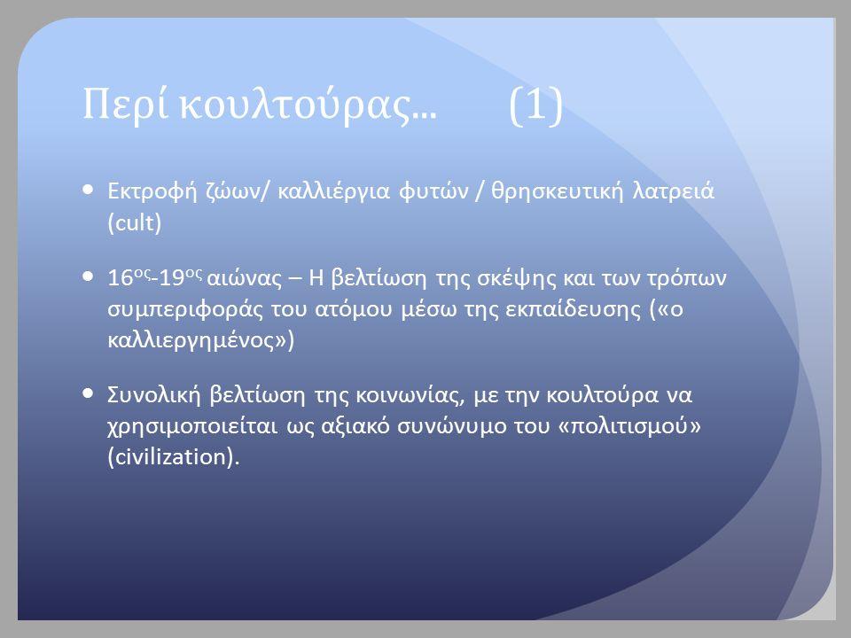 Karl Marx Ιστορικός υλισμός (historical materialism) – Das Kapital 1867 Μοντέλο εξήγησης των κοινωνικών φαινομένων -Σε κάθε κοινωνία υπάρχει η βάση και το εποικοδόμημα (base/superstructure) -Η κινητήρια δύναμη σε μία καπιταλιστική κοινωνία είναι ο τρόπος παραγωγής (mode of production) -Η ατομική ιδιοκτησία των μέσων παραγωγής (means of production) -Ένα σύστημα σχέσεων παραγωγής (relations of production)