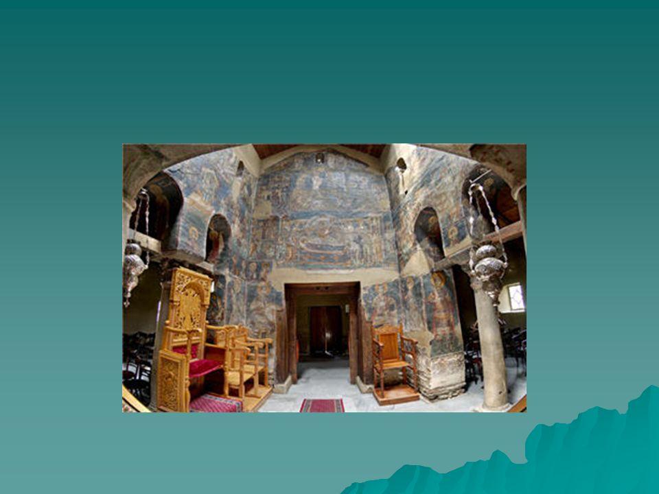  Στη σημερινή του μορφή ο ναός είναι μια μονόχωρη ξυλόστεγη βασιλική με περίστωο στις τρεις πλευρές, στεγασμένη με δίρριχτη στέγη στον κεντρικό χώρο.