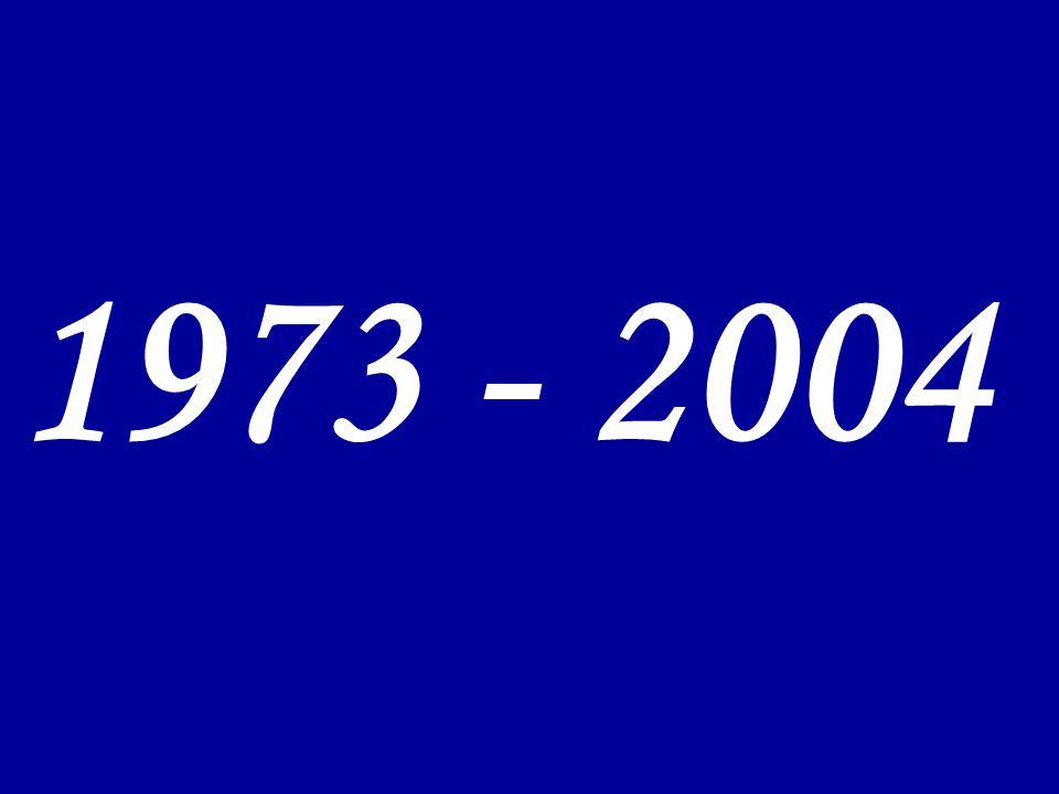 1973 - 2004