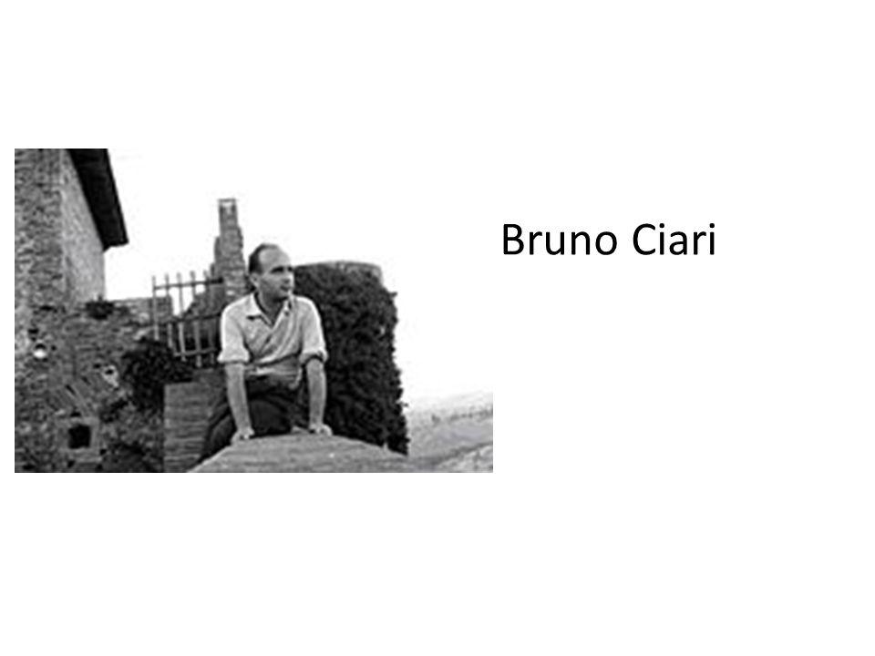 Bruno Ciari