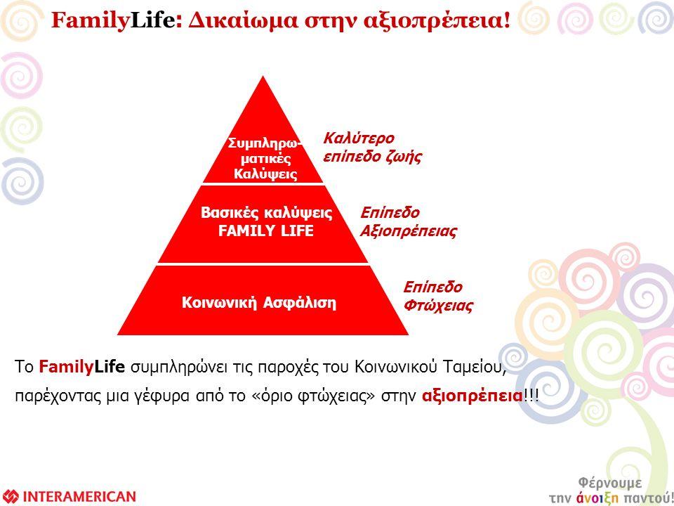 FamilyLife : Δικαίωμα στην αξιοπρέπεια.