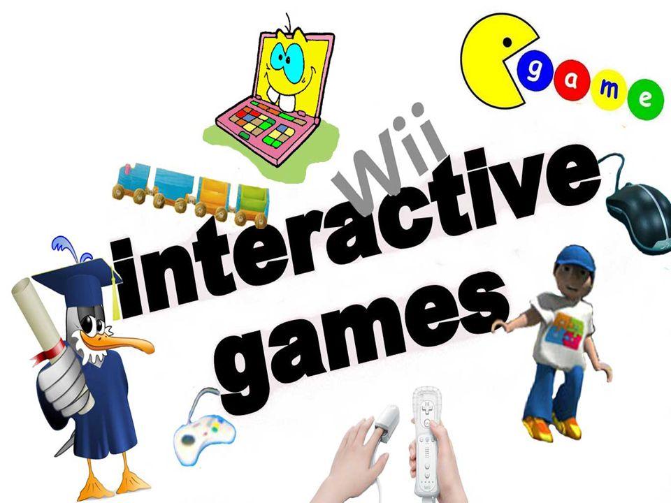  Πιστεύουμε πως τα interactive games είναι πολύ σημαντικά στην σύγχρονη εποχή και με την εξέλιξη της τεχνολογίας θα είναι ένα αναπόσπαστο κομμάτι της εκπαίδευσης μέσα από το οποίο τα παιδιά θα εξοικειώνονται με την τεχνολογία και παράλληλα θα αποκτούν γνώσεις.