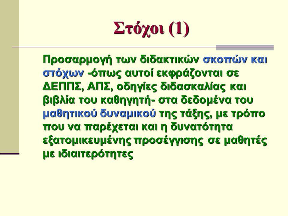 Τα συστατικά στοιχεία της Συνεργατικής Μάθησής είναι: α) Κοινός στόχος: β) Αλληλεπίδραση πρόσωπο με πρόσωπο: γ) Αλληλεξάρτηση: δ) Κοινωνικές δεξιότητες: α) Κοινός στόχος: Για να υπάρχει συνεργατική προσπάθεια πρέπει να υπάρχει ο κοινός μαθησιακός στόχος, το ομαδικό αποτέλεσμα.