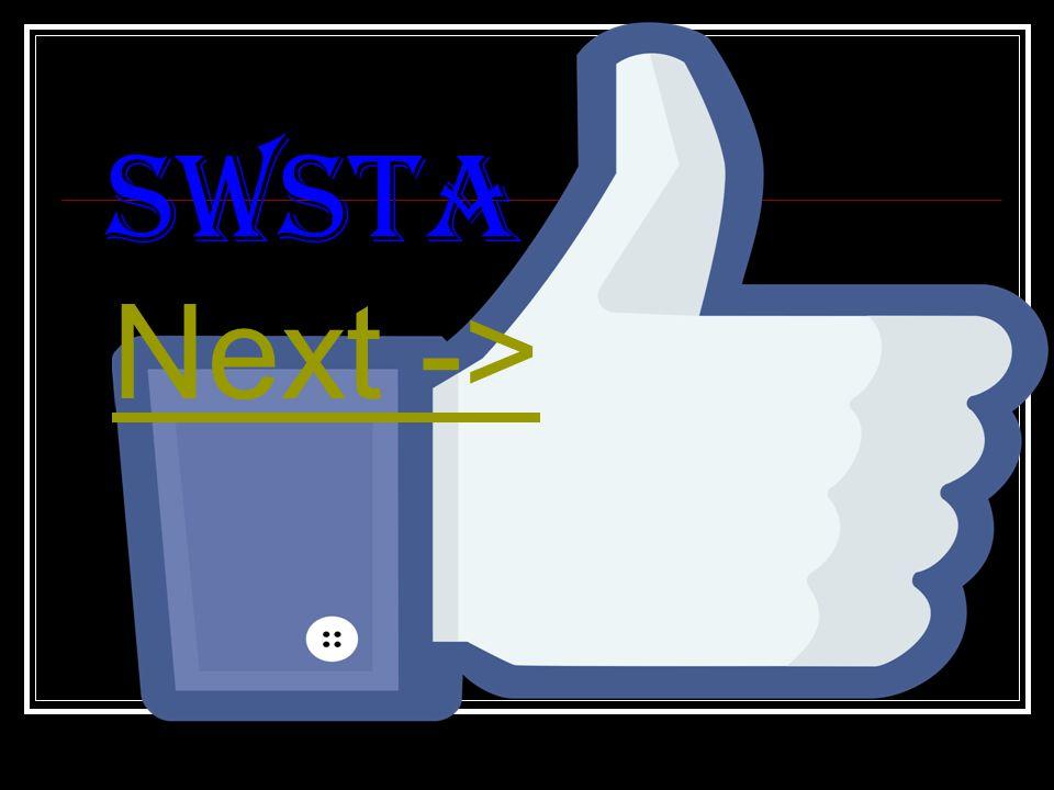Next -> Swsta