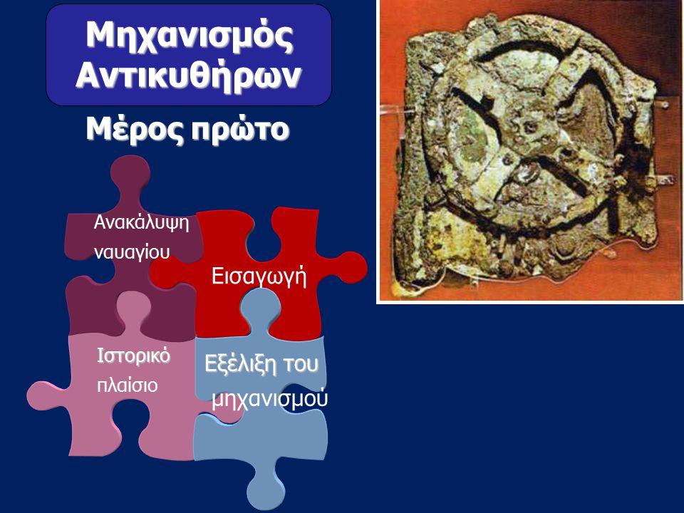 Η δράση του Ποσειδώνιου στη μετεωρολογία.