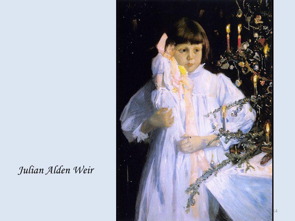 Julian Alden Weir 14