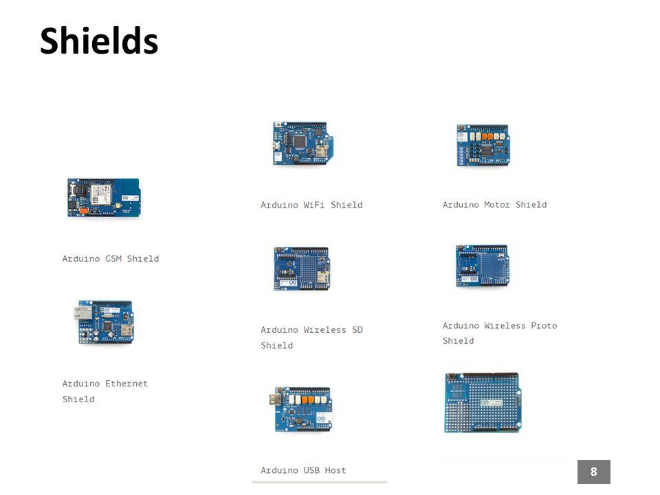 Αναλογικά και ψηφιακά σήματα Κάποια pins εξόδου του Arduino μας επιτρέπουν να τροποποιήσουμε την έξοδο ώστε να μιμηθούμε ένα αναλογικό σήμα.