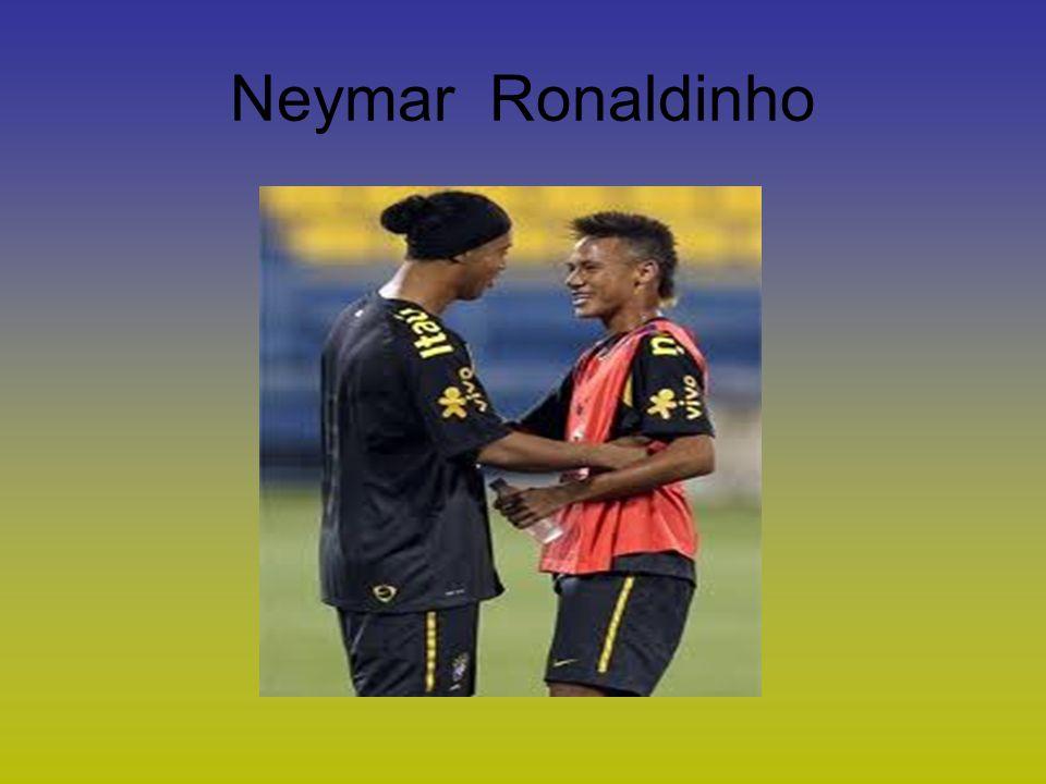 Neymar Ronaldinho