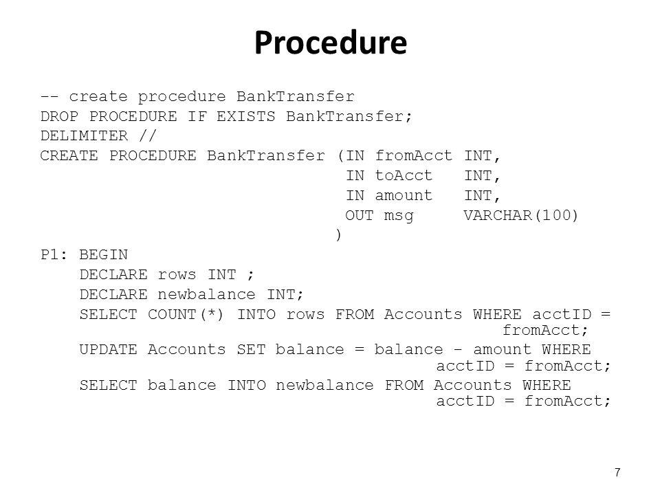 Προσοχή! Όλα τα DBMS μας προστατεύουν από το «lost update problem»