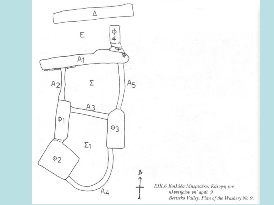 Ράχη Ισθμίων: εργαστήρια υφαντουργίας και βαφής υφασμάτων