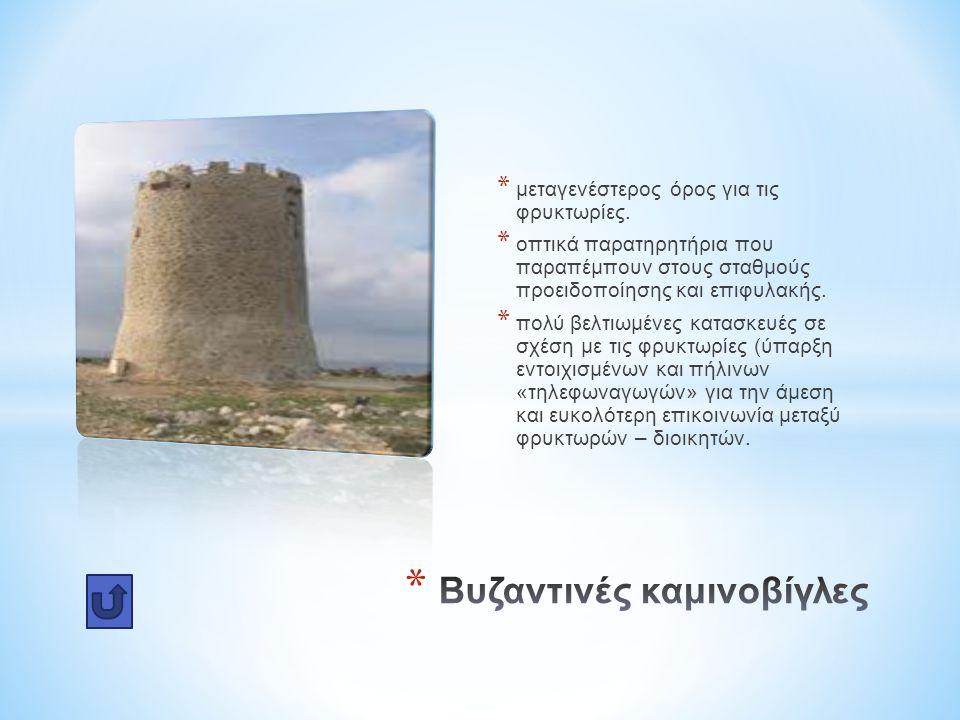 * εφευρέθηκε τον 4ο αιώνα π.Χ.(362) από τον Αρκάδα στρατηγό Αινεία τον Τακτικό.