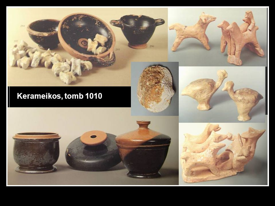 Kerameikos, tomb 1010