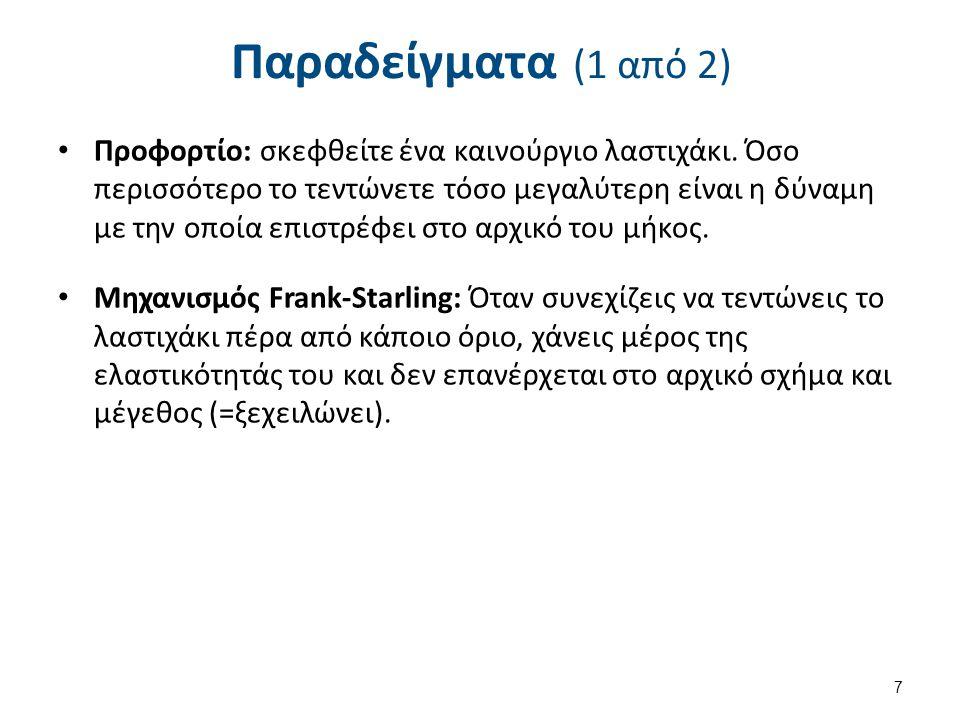 Παθοφυσιολογία (10 από 13) Εξάντληση Αποθεμάτων Κολπικού Νατριουρητικού Παράγοντα (λόγω χρόνιας διάτασης των κόλπων).