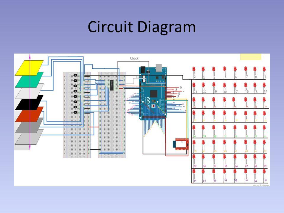 Κατασκευή Κύβος σε συνδεσμολογία κοινής ανόδου. Δημιουργία κυκλώματος πολυπλεξίας. BreadBoard Connections. Τροφοδοσία από το Arduino.