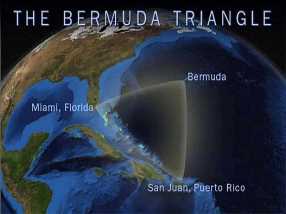Tί είναι το τρίγωνο των Βερμούδων Το περίφημο τρίγωνο βρίσκεται στη νοτιοανατολική ακτή των ΗΠΑ στον Ατλαντικό καλύπτοντας μια θαλάσσια περιοχή 500.000 τετραγωνικών χιλιομέτρων.