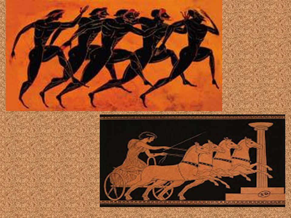 Στην ιστορία της αρχαίας ελληνικής τέχνης μπορούμε να πούμε πως ο αθλητισμός στάθηκε για την αρχαία Ελλάδα μια δεύτερη θρησκεία.