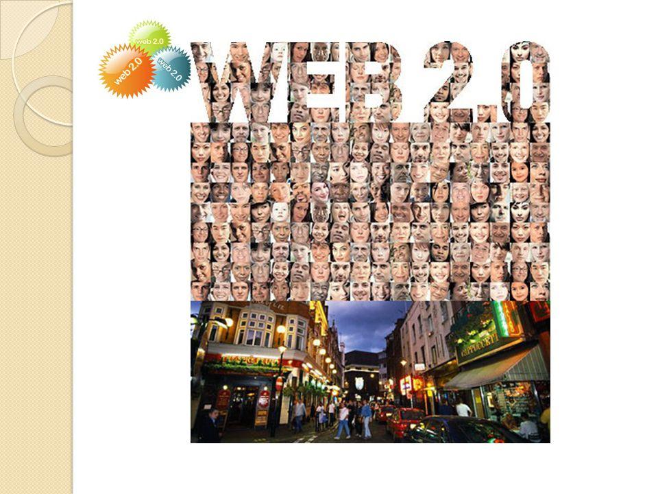 Το Διαδίκτυο από Read Only Web όπως χαρακτηριζόταν ως τώρα : με τις τεχνολογίες Web 2.0  έχει μετατραπεί σε Read and Write Web