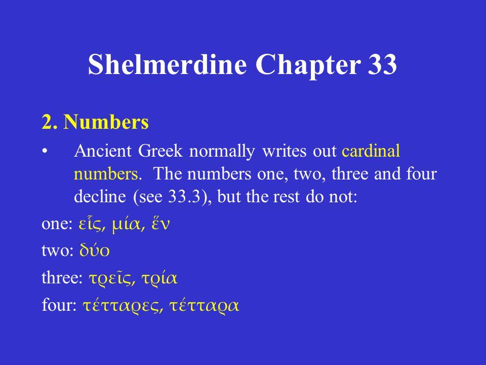 Shelmerdine Chapter 33 6.
